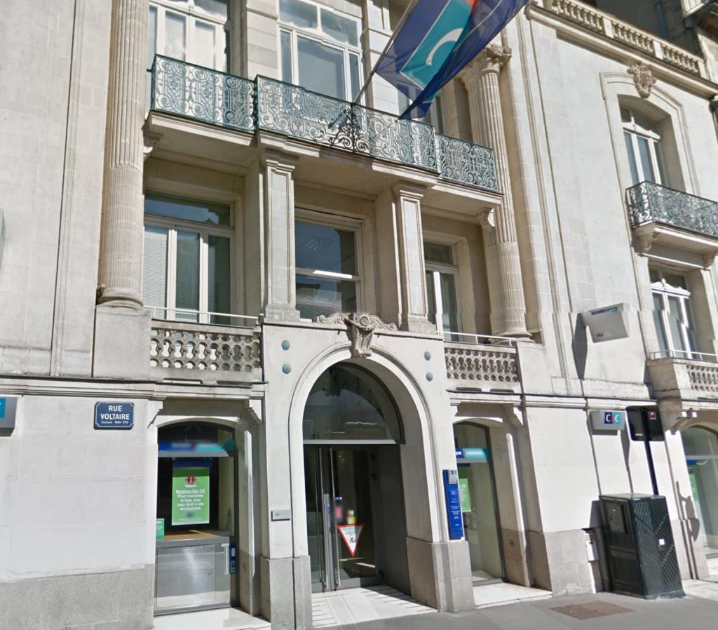 Agence CIC Nantes