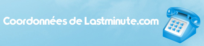 lastminute telephone