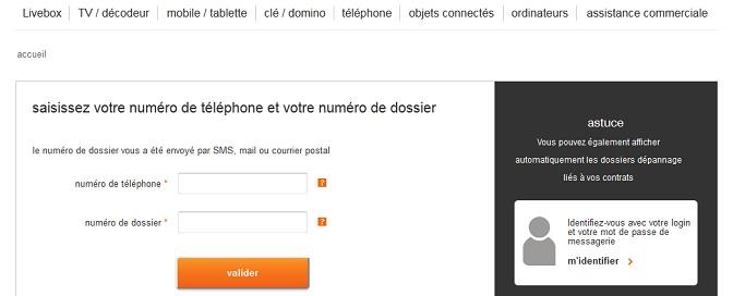 mail France Telecom