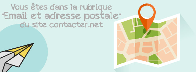 mail et adresse postale