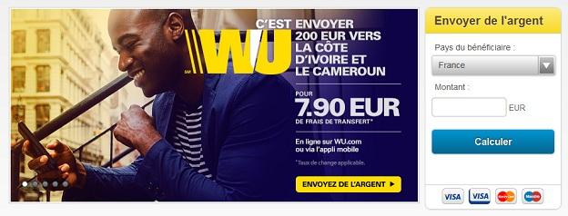 numero western union