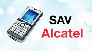 sav alcatel