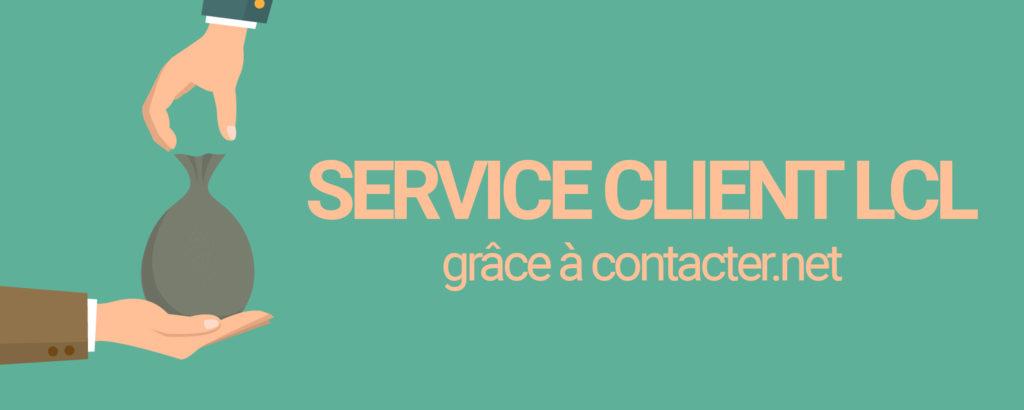 service client LCL