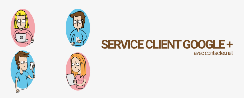 service client google +