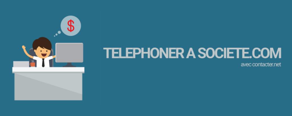 societe.com telephone