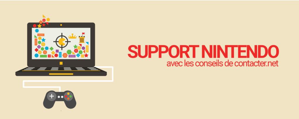 support nitendo